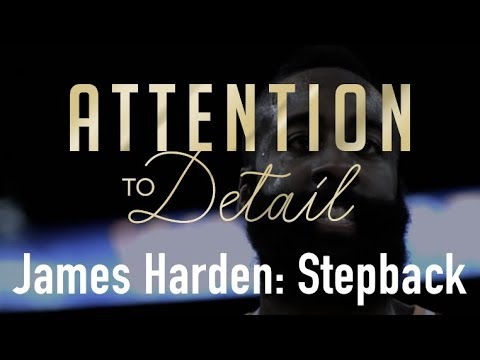 James Harden FULL Stepback Breakdown