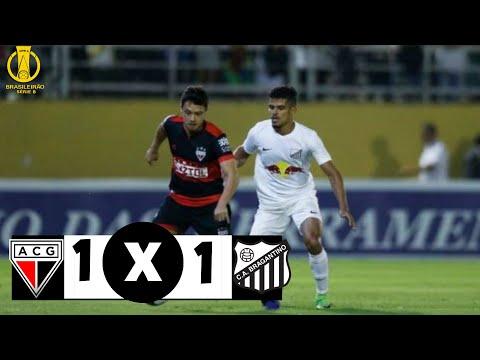 Gol No Acréscimo | Atlético GO 1 X 1 Bragantino | Gols e Melhores Momentos | Série B 2019 13/09/2019