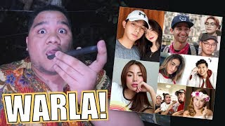 PRANK CALLING YOUR FAVORITE YOUTUBERS (MAY NAGALIT BES!!!)