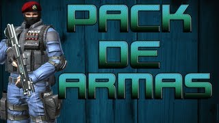 Pack de armas para Point Blank [AUG, P90, L11 e +]