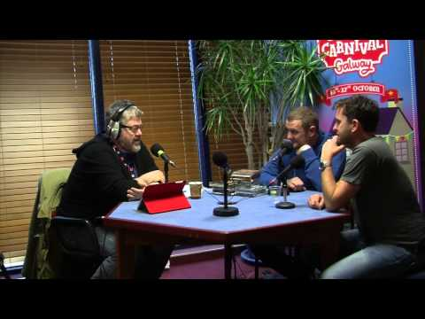 Episode 3: Phill Jupitus on Galway Bay FM