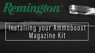 AmmoBoost Remington 700 install