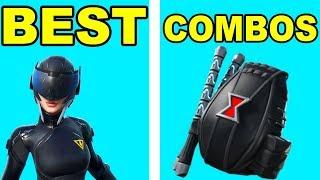 Top 3 BEST COMBOS WITH THE BRUTE GUNNER SKIN! | Fortnite Season X