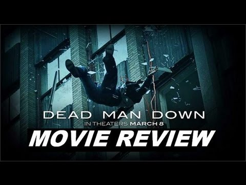 Dead Man Down - Movie Review by 3TR