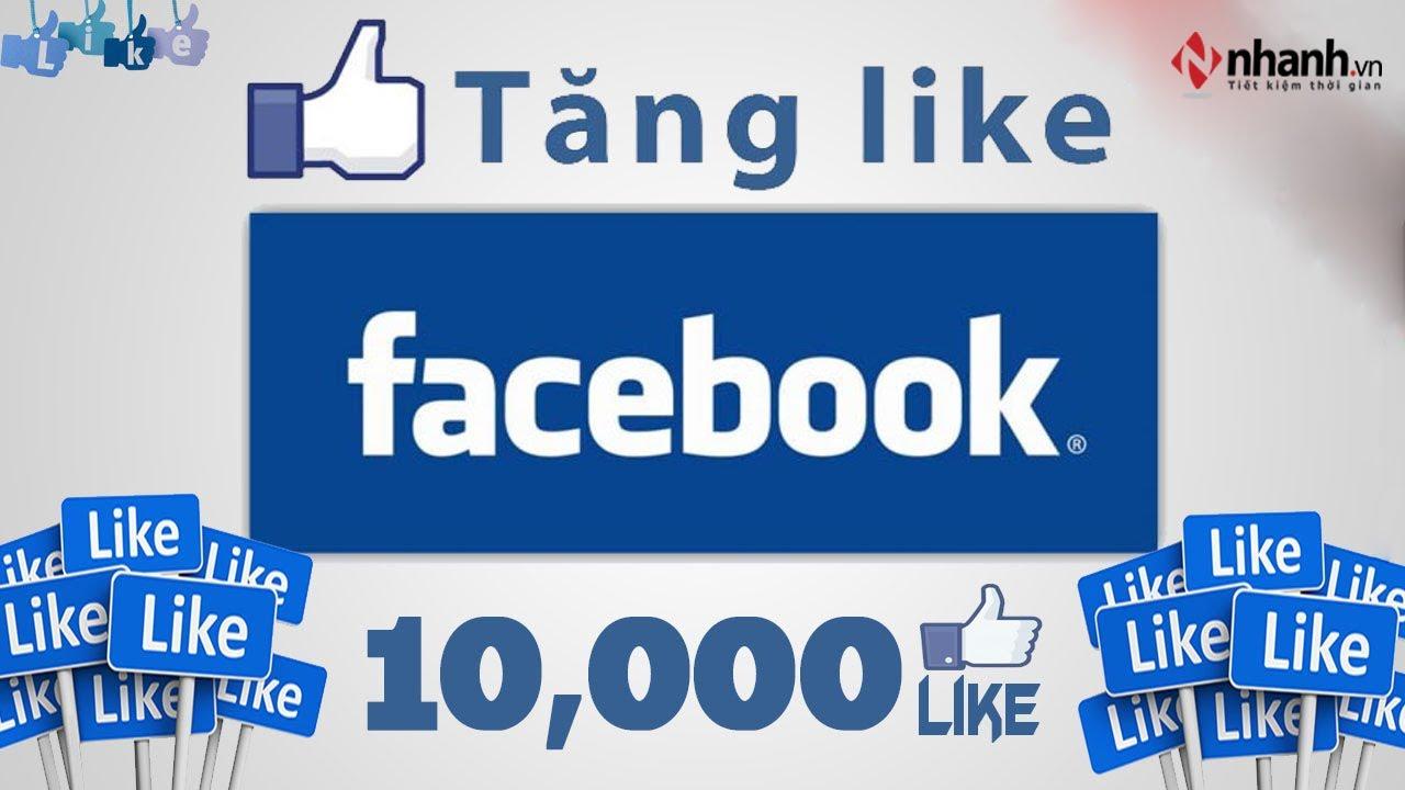 Hướng Dẫn Hack Like Facebook Miễn Phí Trên Điện Thoại Thành Công 100% Mới Nhất 2020