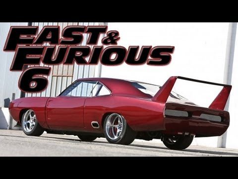Fast And Furious 6 Dodge Charger Daytona Build Forza 4