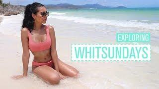 WHITSUNDAYS SCENIC FLIGHT AND BEACHES    AUSTRALIA VLOG 1 2018