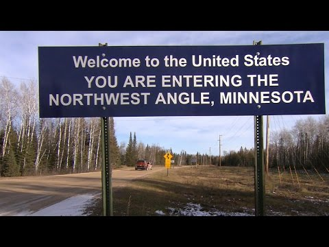 Americas small town in Canada