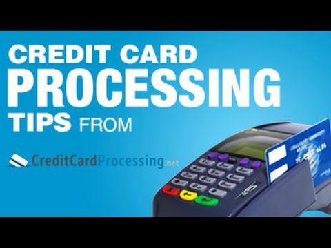 Credit Card Processing | Getting the Lowest Fees Possible