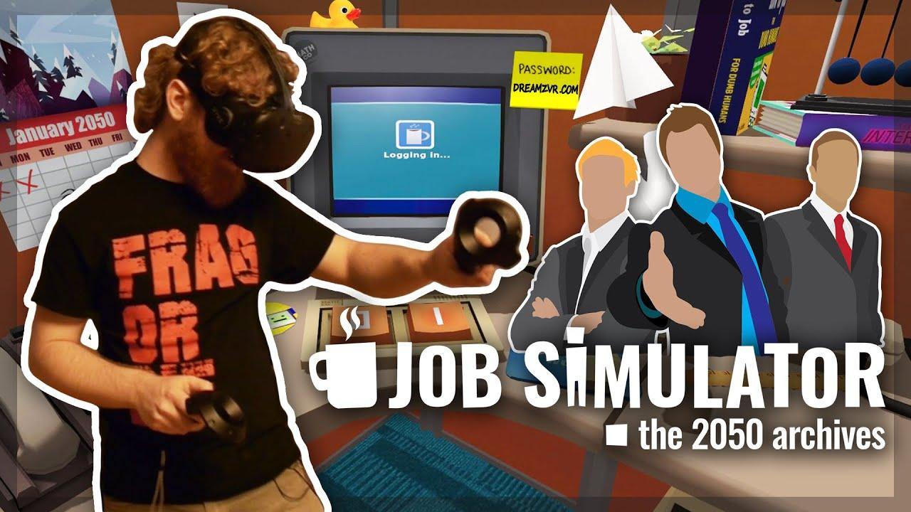 Awesome Job Simulator Unblocked