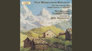 Sechs Lieder im Freien zu singen, Op. 48: VI. Herbstlied