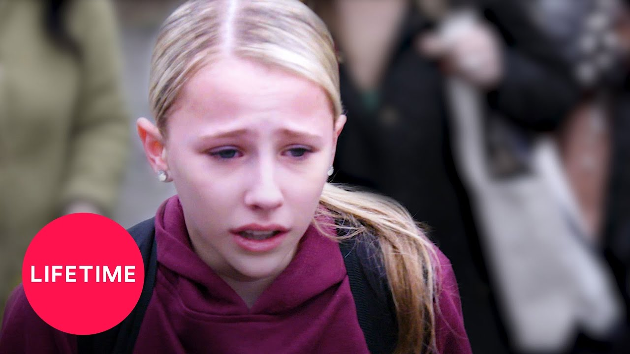 Dance Moms: Abby Calls the Cops on Michelle (Season 8) | Extended Scene | Lifetime