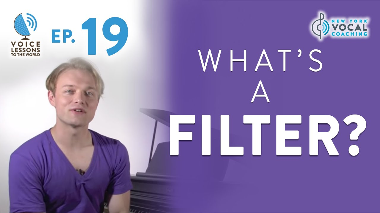 "Ep. 19 ""What's A 'Filter'?"""