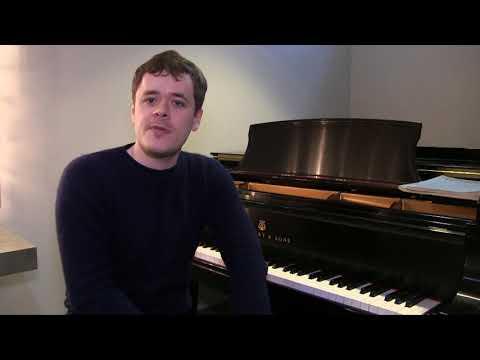Benjamin Grosvenor on Beethoven's Second Piano Concerto