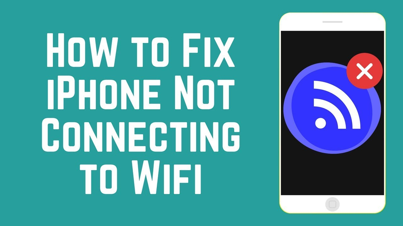 How to Fix iPhone Not Connecting to Wi-Fi - 6 Quick & Easy Fixes!