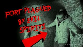This is NO Joke Insane Paranormal Activity Captured (PLAGUED BY EVIL SPIRITS)