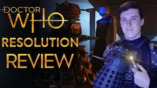 Resolution SPOILER REVIEW | Doctor Who New Year Special Review