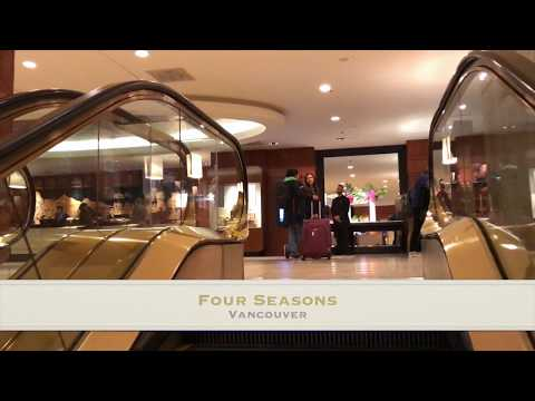 Four Seasons Vancouver, Pre-Cruise!