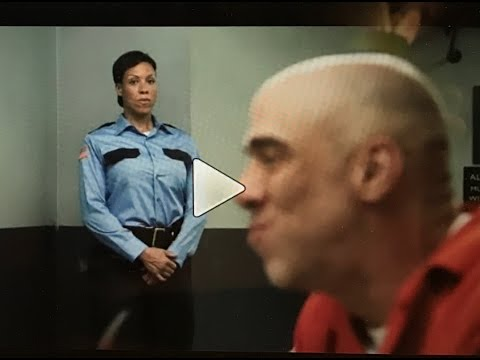 PETRA is the PRISON GUARD in the Rana Pasta Commercial!