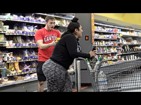 Screaming Over Basic Items At Walmart!