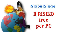 GlobalSiege – Il RISIKO free per PC