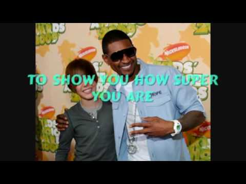 Usher - Superstar [Lyrics]