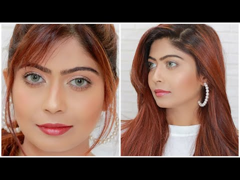 WINTER MAKEUP TUTORIAL - Makeup tips and tricks for Dry Skin thumbnail