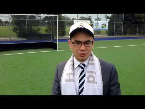 Real Madrid Foundation soccer clinic