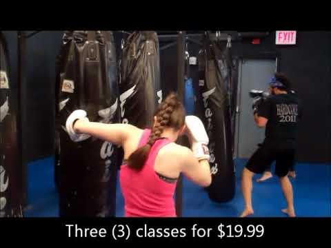 Manhattan Fitness Kickboxing 10018