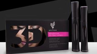 Anwendungstipps der Younique Moodstruck 3D Fiber Lashes+