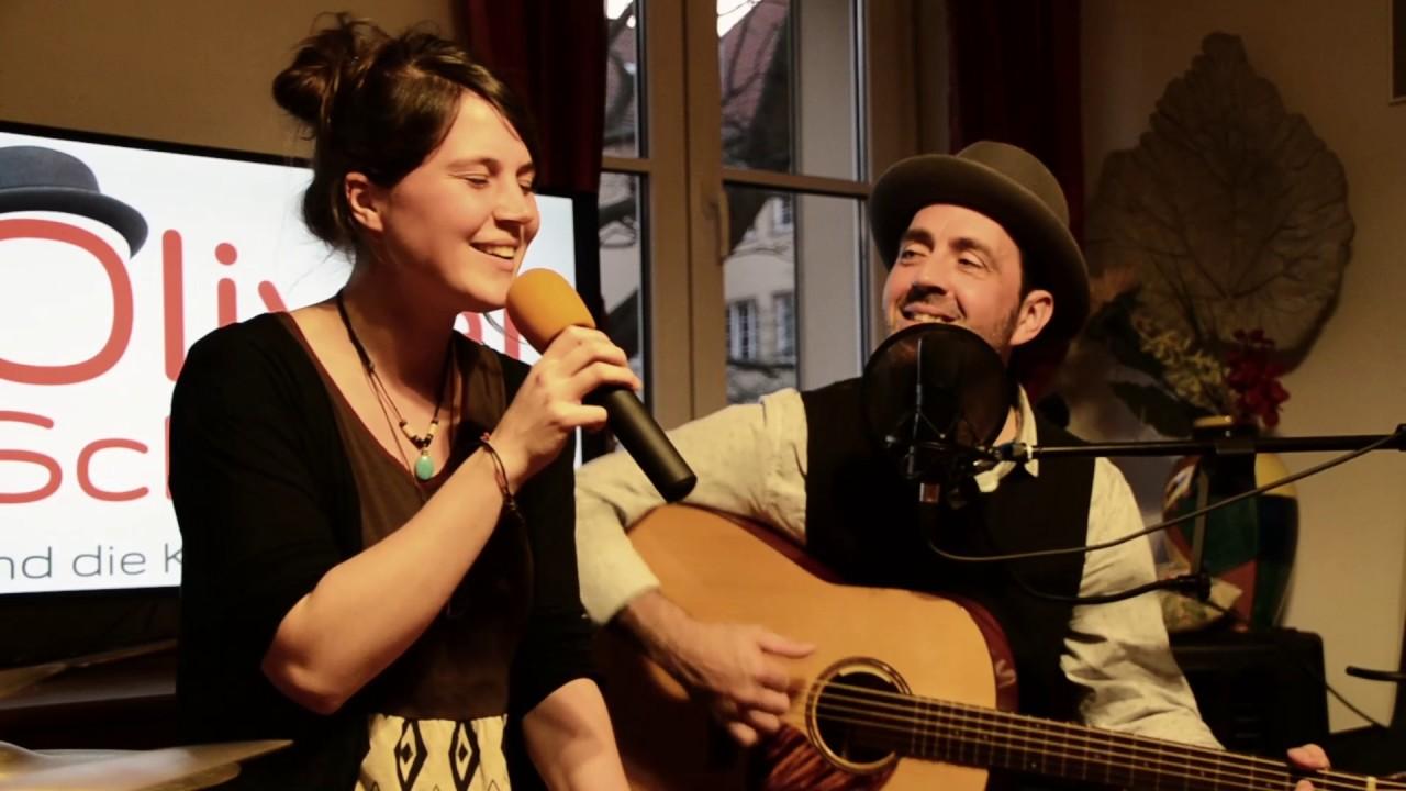 unplugged Wohnzimmer Konzert mit Oliver Scheidies  Kleine Knigin   YouTube