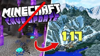 Minecraft 1.17 will NOT be a cave update... here's why!