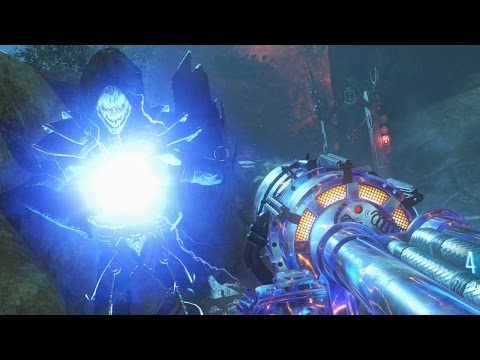 REVELATIONS DREAM RUN! Call of Duty Black Ops 3 Zombies DLC4 Gameplay