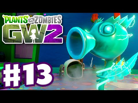 Plants vs. Zombies: Garden Warfare 2 - Gameplay Part 13 - Electro Pea! (PC)