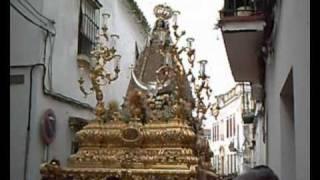 Virgen del Rosario - Corpus de Minerva - Jerez 2010