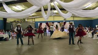 Super Cute Country Quince Waltz