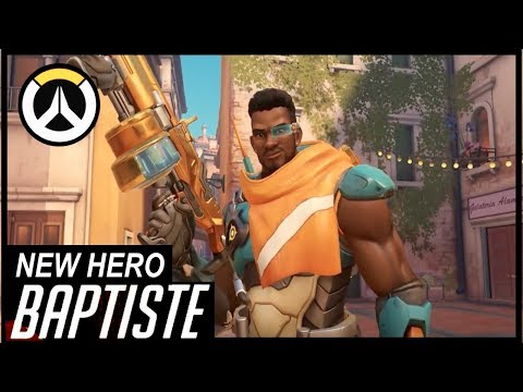 Reacting to & Reviewing Baptiste Skins and MORE! (Overwatch) thumbnail
