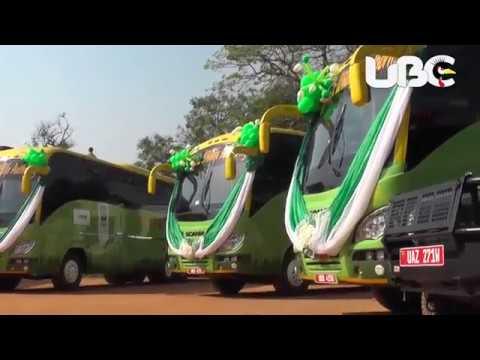 UGANDA WILDLIFE AUTHORITY LAUNCHES NEW EXECUTIVE BUSES TO PROMOTE DOMESTIC TOURISM