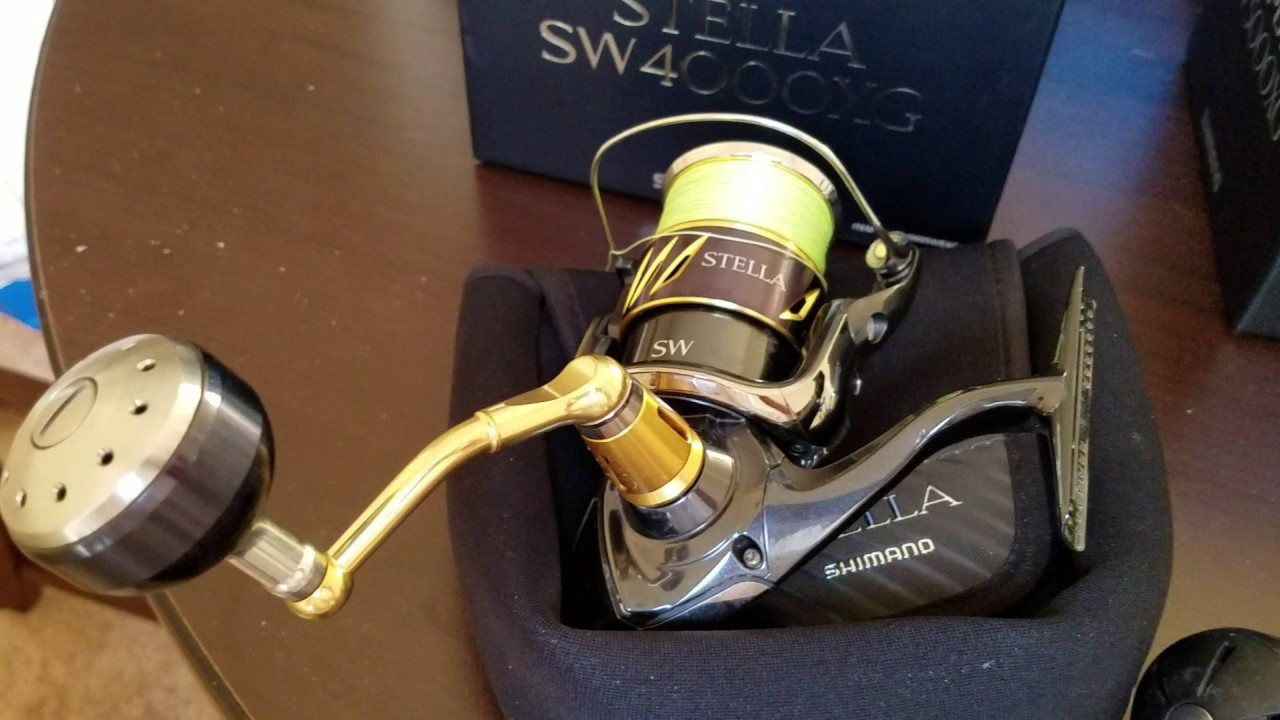 shimano stella twin power and sustain