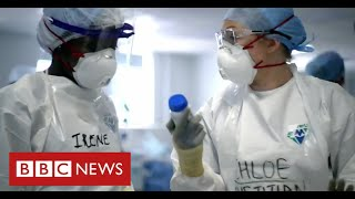 Coronavirus: the ethnic minority health workers putting their own lives on the line - BBC News