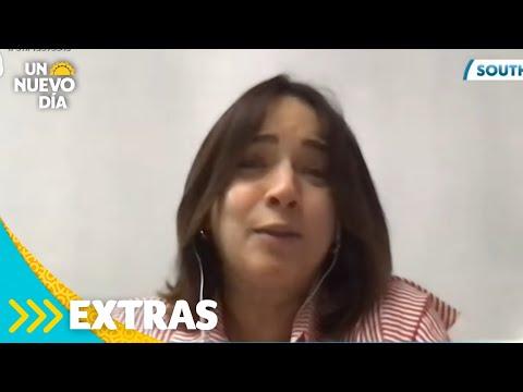Adamari López se somete a cuarentena voluntaria | Un Nuevo Día | Telemundo
