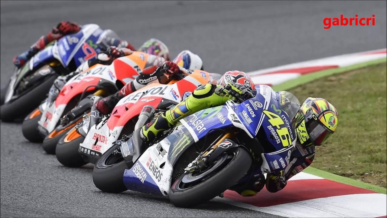 MotoGp Catalunya 2016 Duello Valentino Rossi Vs Mrquez Sky