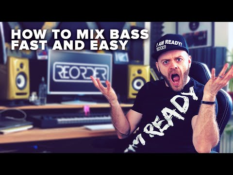 How To Make Trance: How To Mix Trance Bassline | Easy And Fast | 2020 Edition
