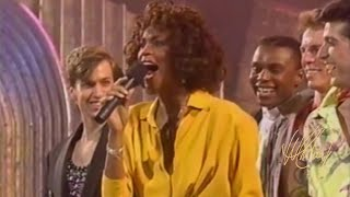 Whitney Houston - I Wanna Dance With Somebody (60fps Remastered Video)