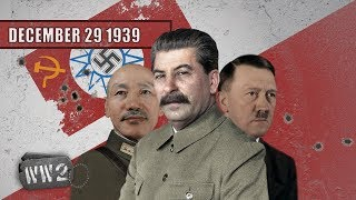 Stalin's Unexpected Bedfellows - WW2 - 018 - 29 December 1939