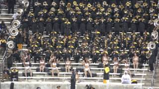 "2013 Alabama State University (Mighty Marching Hornets) playing ""Ain"