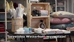 Wetterhoff myymälä, Hämeenlinna