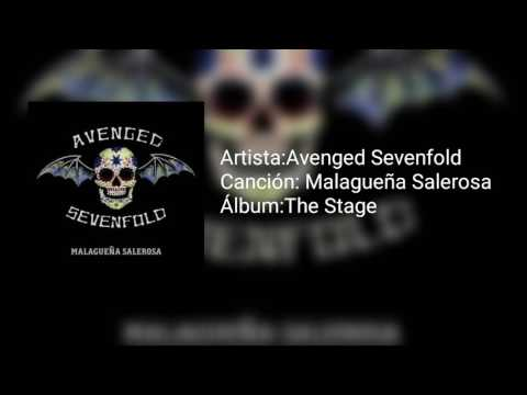 Avenged Sevenfold-Malagueña Salerosa (English Subtitles)