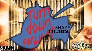punk vs pop 1 turn down for what upon a burning body vs dj snake