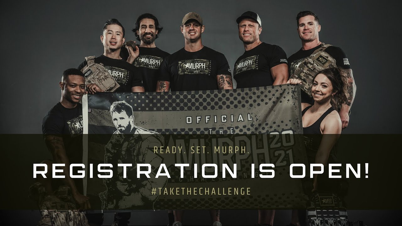 The Murph Challenge 2021 with Official Host Optimum Training and Performance in San Diego, CA